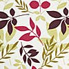 Jakarta Plum Fabric Plum Purple