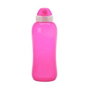 Kids Stealth 330ml Pink Water Bottle