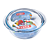 Pyrex Essentials Casserole Dish 2.2L Clear
