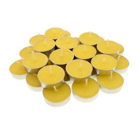 Pack of 30 Jasmine Ylang Tealights