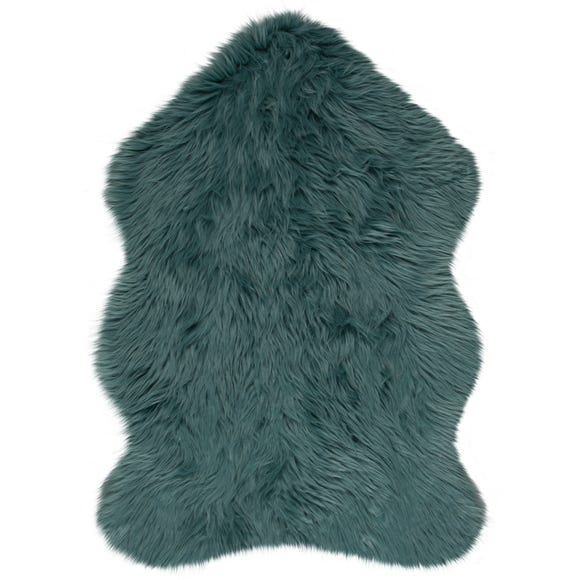 Faux Fur Sheepskin Rug Dunelm