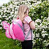 LittleLife Butterfly Kids Backpack Pink