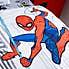 Disney Marvel Spider-Man Duvet Cover and Pillowcase Set White undefined