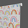 Over The Rainbow Twist Safe Reversible Blackout Roller Blind  undefined