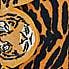 Tiger Bath Mat Orange