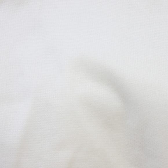 Light Synthetic Cream Fabric Natural