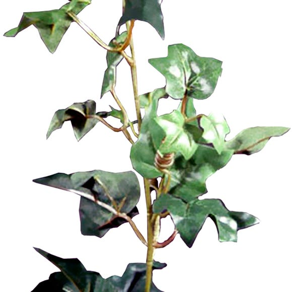 Artificial English Ivy Green Garland 182cm Green