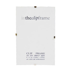 "Easy Clip Photo Frame 20"" x 27"" (50cm x 70cm)"