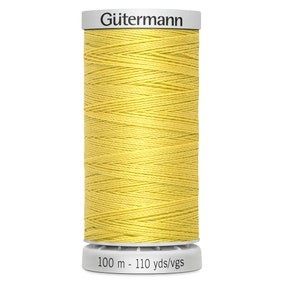 Gutermann Extra Thread 100m Buttercup (327)