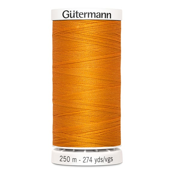 Gutermann Sew All Thread Tangerine (350)  undefined