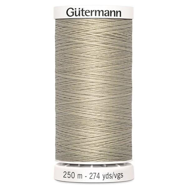 Gutermann Sew All Cotton Thread Beige (722)  undefined