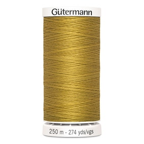 Gutermann Sew All Cotton Thread Gold (968)