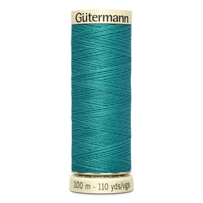 Gutermann Sew All Thread Rich Jade (107)