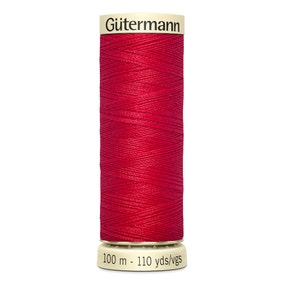 Gutermann Sew All Thread Apple Red (156)