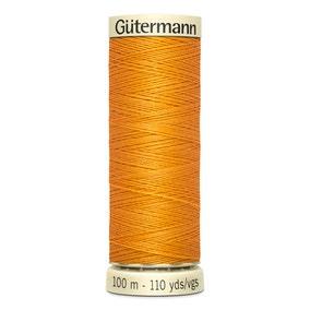 Gutermann Sew All Thread Merigold Orange (188)