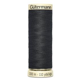 Gutermann Sew All Thread Deep Grey (190)