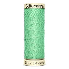 Gutermann 100m Sew All Cotton Thread Fresh Green (205)