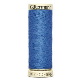 Gutermann Sew All Thread Mid Blue (213)