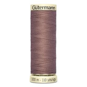 Gutermann Sew All Thread Dusky Mauve (216)