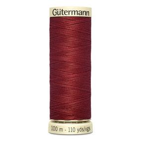 Gutermann Sew All Thread Rust (221)