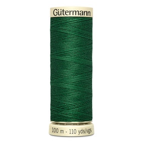 Gutermann Sew All Thread 100m Green (237)