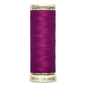 Gutermann Sew All Thread 100m Cyclamen (247)