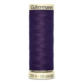 Gutermann Sew All Thread 100m Dark Plum (257)