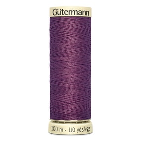 Gutermann Sew All Thread 100m Dewberry (259)