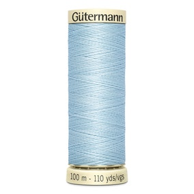 Gutermann Sew All Thread 100m Echo Blue (276)