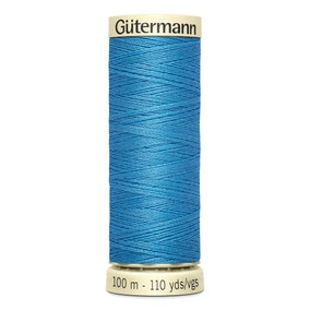 Gutermann Sew All Thread 100m Frosty Blue (278)