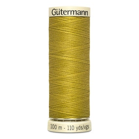 Gutermann Sew All Thread 100m Green (286)