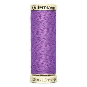 Gutermann Sew All Thread 100m Light Purple (291)