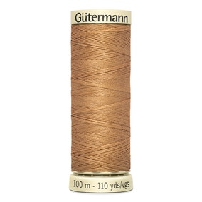 Gutermann Sew All Thread 100m Cashmere (307)