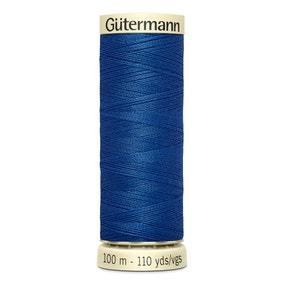 Gutermann Sew All Thread 100m Brite Blue (312)