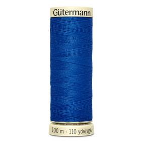 Gutermann Sew All Thread 100m Cobalt Blue (315)