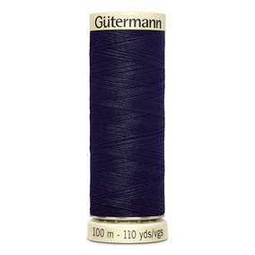 Gutermann Sew All Thread Midnight Blue (339)