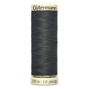 Gutermann 100m Sew All Cotton Thread Shadow Grey (36)