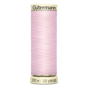 Gutermann Sew All Thread 100m Light Pink (372)