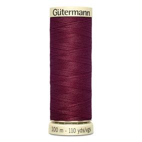 Gutermann Sew All Thread 100m Garnet (375)