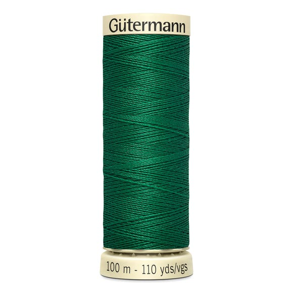 Gutermann Sew All Thread Grass Green (402)  undefined