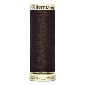 Gutermann Sew All Thread Espresso (406)