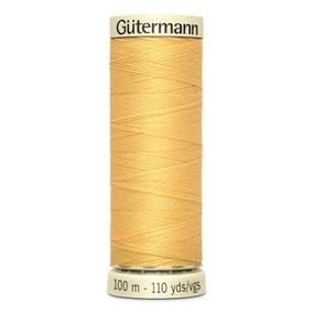 Gutermann Sew All Thread 100m Dusty Gold (415)