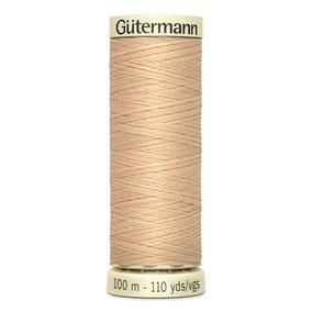 Gutermann Sew All Thread 100m Sahara (421)