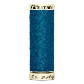 Gutermann Sew All Thread 100m Blue (483)
