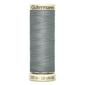 Gutermann Sew All Thread 100m Grey (545)
