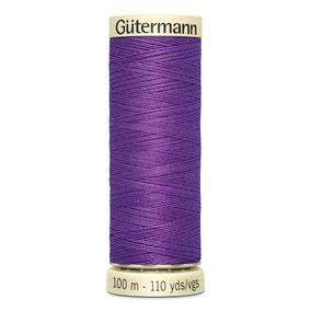 Gutermann Sew All Thread 100m Purple (571)