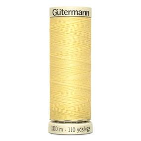 Gutermann Sew All Thread Cream (578)