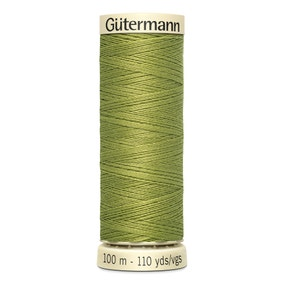 Gutermann Sew All Thread 100m Green (582)
