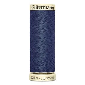 Gutermann Sew All Thread 100m Holland Blue (593)