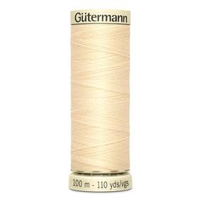 Gutermann Sew All Thread Natural (610)